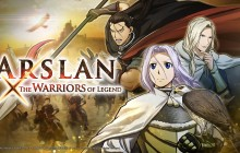 Fecha de lanzamiento de 'Arslan: The Warriors of Legend' en Occidente