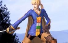 Trailer de Ramza en 'Dissidia Final Fantasy'