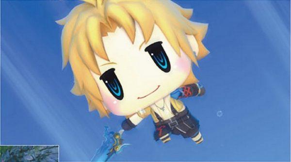 Nuevo gameplay de 'World of Final Fantasy' durante el EGX