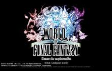 Impresiones de la demo de 'World of Final Fantasy'