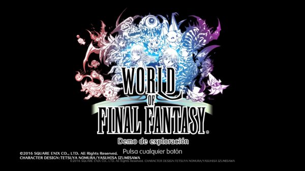 Impresiones de la demo de 'World of Final Fantasy'
