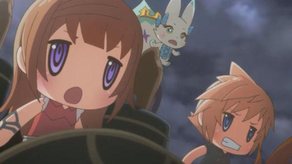 Mostrado el opening de 'World of Final Fantasy'