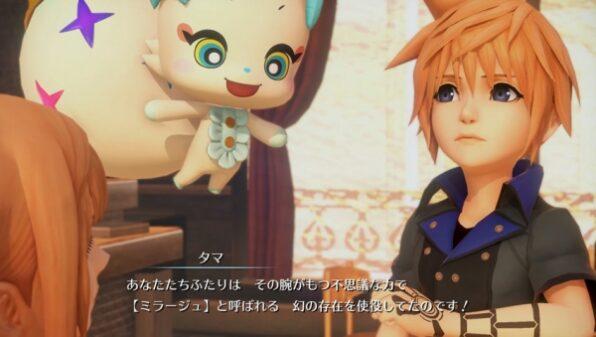 Fecha de lanzamiento de la demo de 'World of Final Fantasy' en Japón