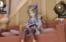 Nuevos detalles sobre la síntesis y la campaña de reserva de 'Atelier Firis'