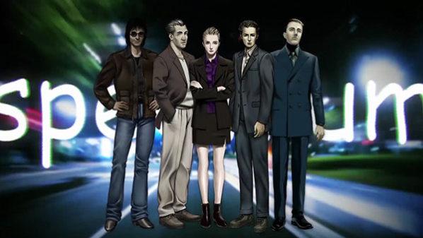 Tráiler de presentación de personajes 'The Silver Case' para PS4