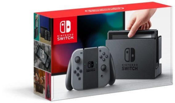 Impresiones de 'Nintendo Switch'