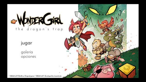 'Wonder Boy: The Dragon's Trap' llegará el 30 de mayo a iOS y Android