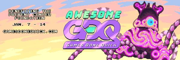 Termina el Awesome Games Done Quick 2018 con nuevo récord de donaciones