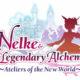 'Nelke & the Legendary Alchemists: Ateliers of the New World' llegará este invierno