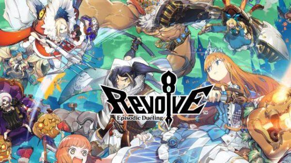 Impresiones de 'Revolve8'