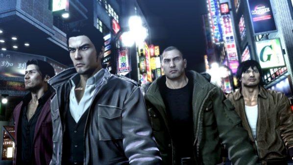 Primer tráiler de 'Yakuza 5' en PS4