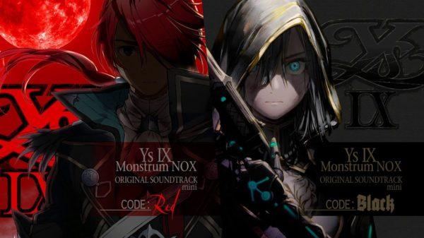 Echando un vistazo a la OST de 'Ys IX: Monstrum Nox'