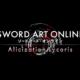 'Sword Art Online: Alicization Lycoris' llegará el 22 de mayo a PS4, XBO y PC