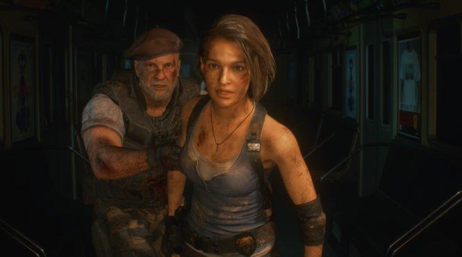 Nuevo tráiler y materiales gráficos de Resident Evil 3
