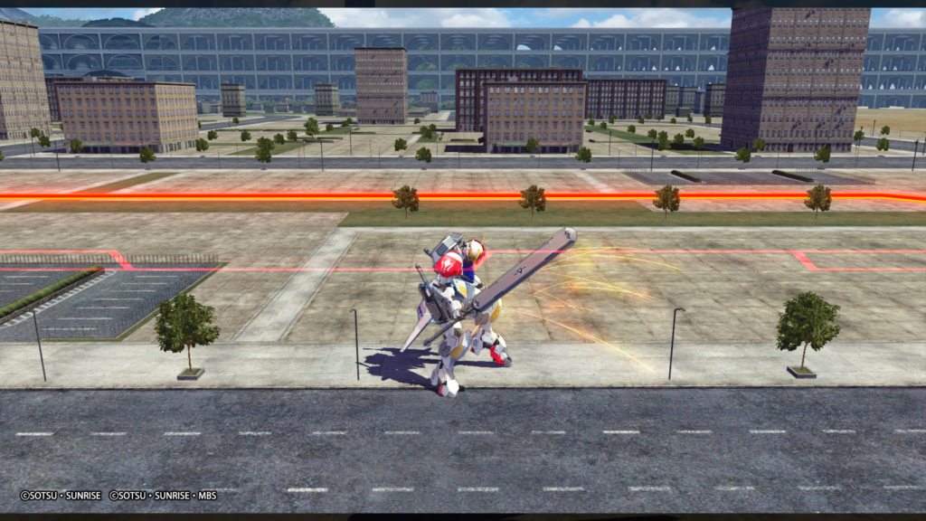MOBILE SUIT GUNDAM EXTREME VS  MAXIBOOST ON Network Test 20200425160800