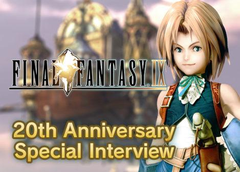 Entrevista Especial Vol.1 – 'Final Fantasy IX' 20 Aniversario