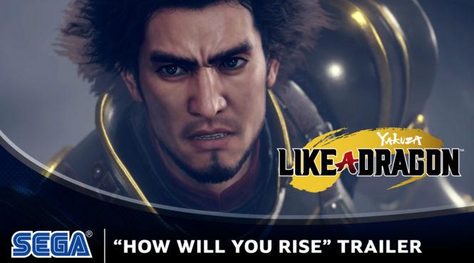 'Yakuza: Like a Dragon' llega el 13 de noviembre