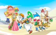 Anunciado Wonder Boy: Asha in Monster World para PS4 y Nintendo Switch