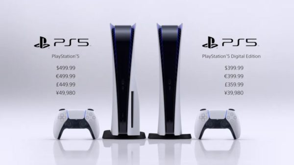 PS5 llegará el próximo 19 de noviembre a España