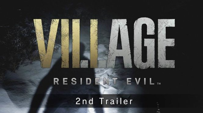 Nuevo trailer de 'Resident Evil Village'