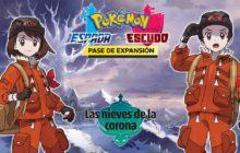 Las Nieves de la Corona de 'Pokémon Espada/Escudo' llegará el 23 de octubre