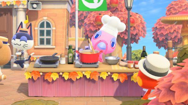 Ya está disponible la nueva actualización de 'Animal Crossing: New Horizons'