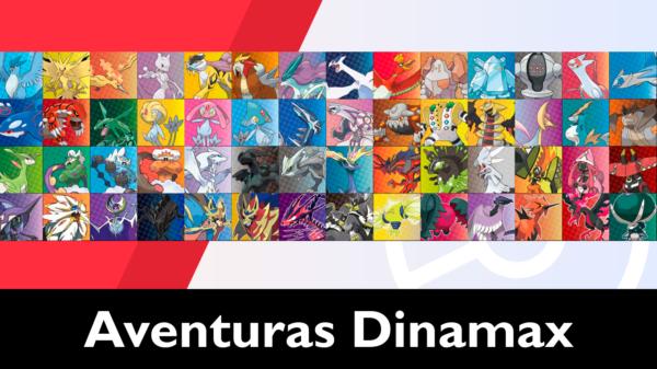Como conseguir los Pokémon Legendarios de las Aventuras Dinamax