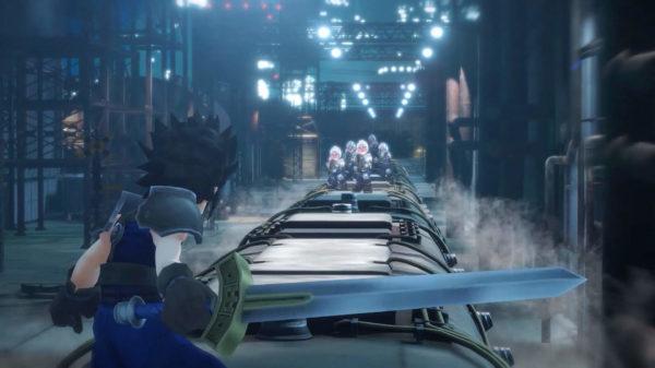 Anunciado Final Fantasy VII: Ever Crisis para iOS y Android