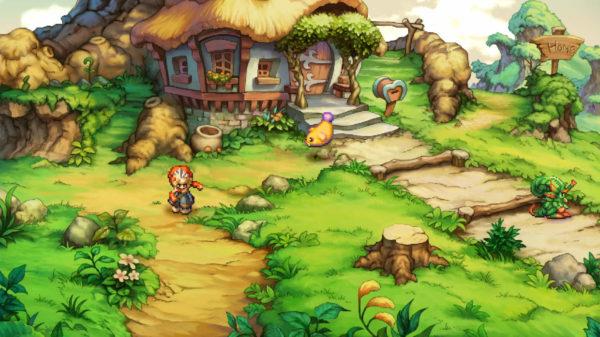 Legend of Mana llegará el 24 de junio a Switch, PS4 y PC