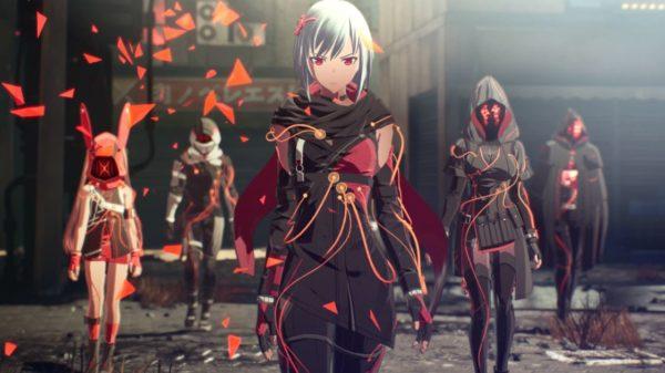 Nuevos vídeos de la jugabilidad de Scarlet Nexus