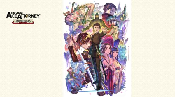 The Great Ace Attorney Chronicles llegará el 27 de julio a Switch, PC y PS4