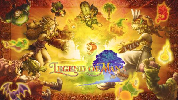 Nuevas cinemática de Legend of Mana