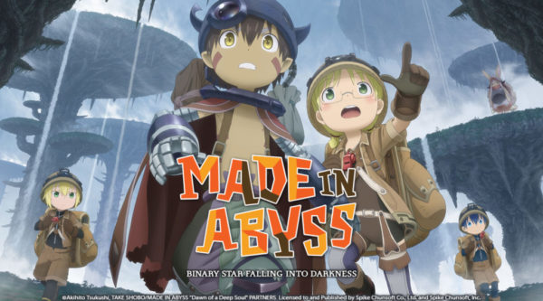 Made in Abyss: Binary Star Falling into Darkness llegará a Switch, PS4 y PC en 2022