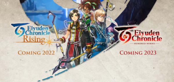 Anunciado Eiyuden Chronicle: Rising para 2022 y Eiyuden Chronicle: Hundred Heroes para 2023