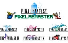 Anunciado Final Fantasy Pixel Remaster para Steam y dispositivos móviles